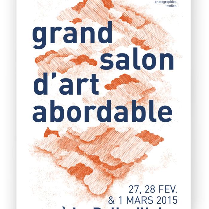 """Art Fair, """"La Belleviloise"""" – PARIS"""