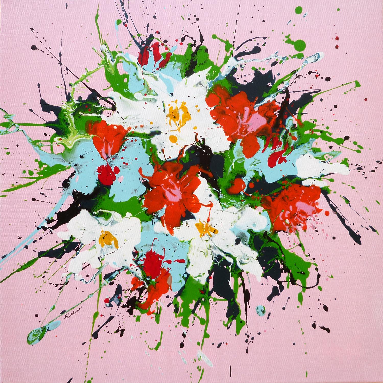 Bloom 3 50×50 cm