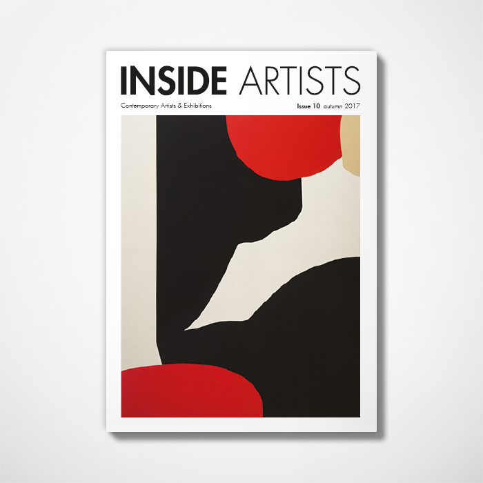 Press, in INSIDE ARTISTS magazine – Issue 10 (UK)