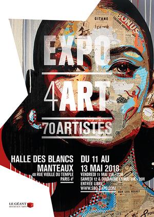 """""""4 ART"""" Fair – PARIS (FR)"""
