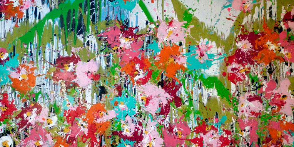 Flowersun 97×160 cm