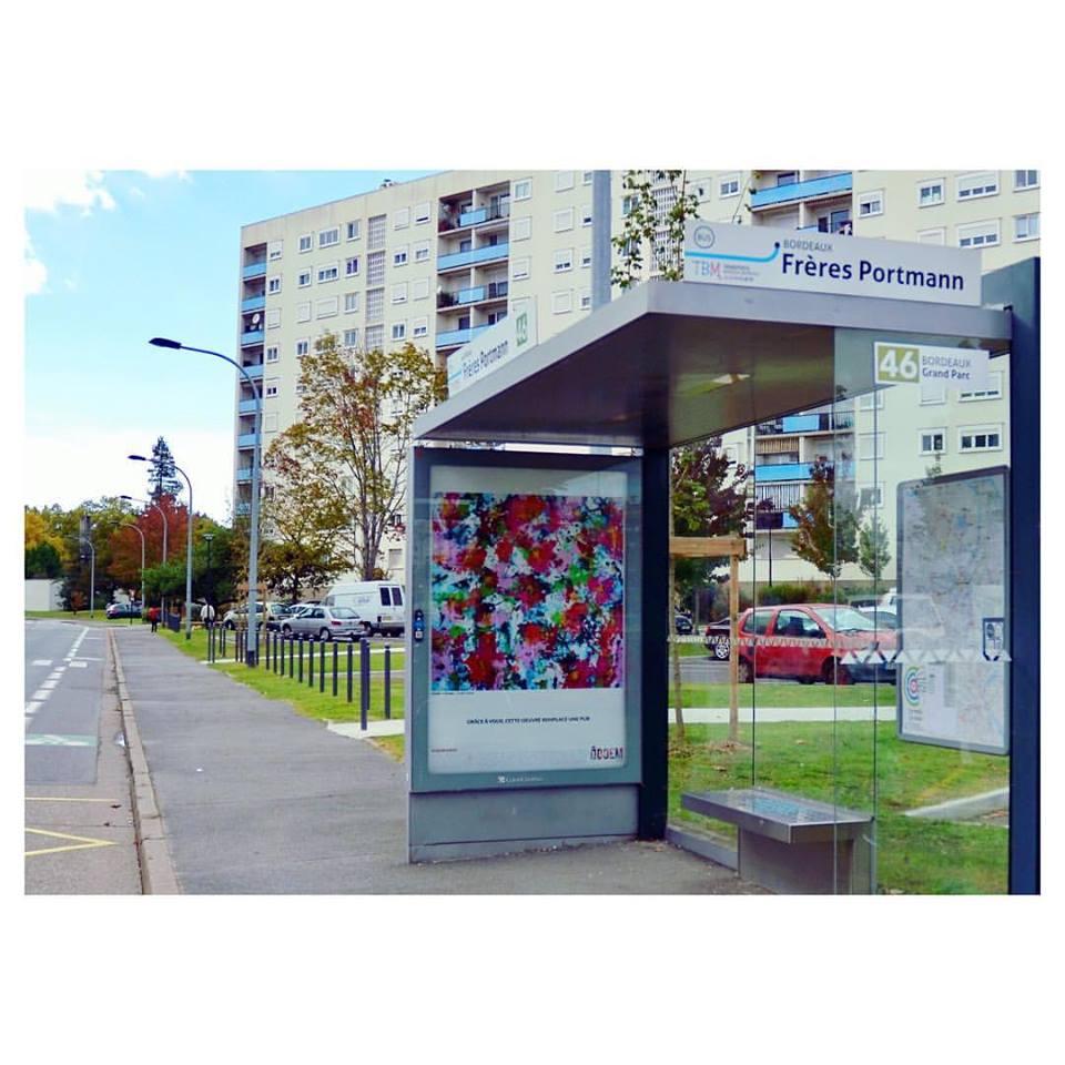 Exhibition, Oboem post art – BORDEAUX (FR)