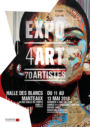 """Expo4ART"" Fair – PARIS (FR)"