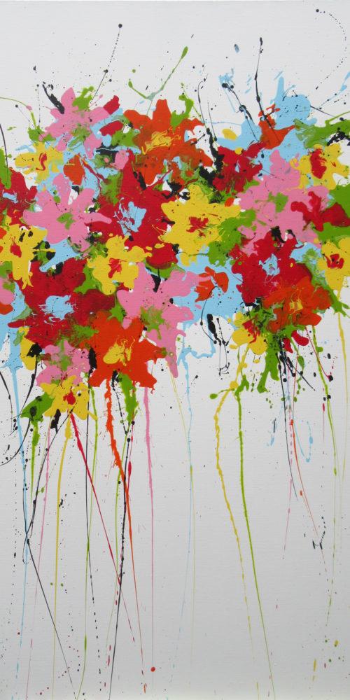 Spring Flowery 130×97 cm