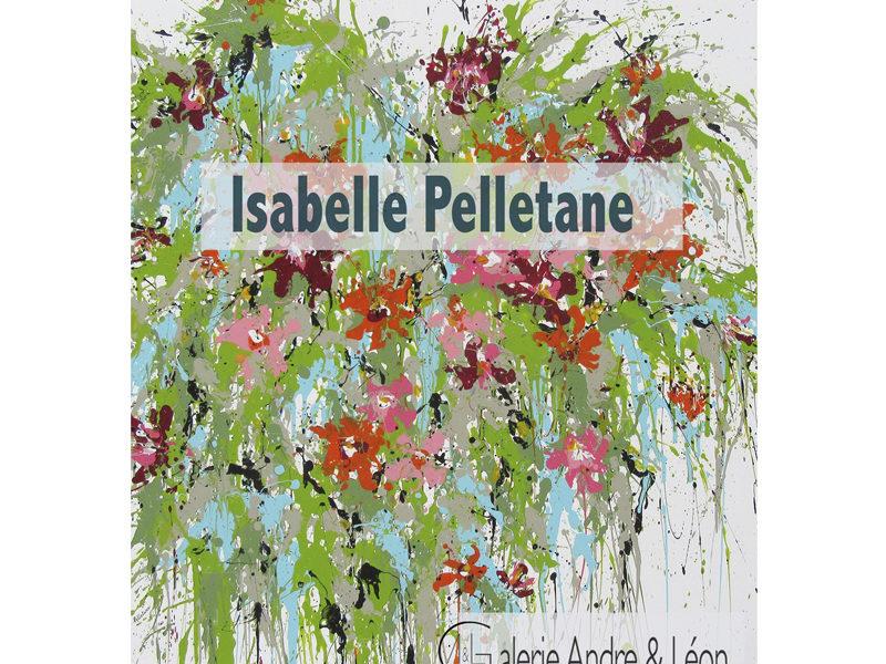 """Exhibition, """"Isabelle Pelletane"""", André & Léon Galerie – POITIERS (FR)"""