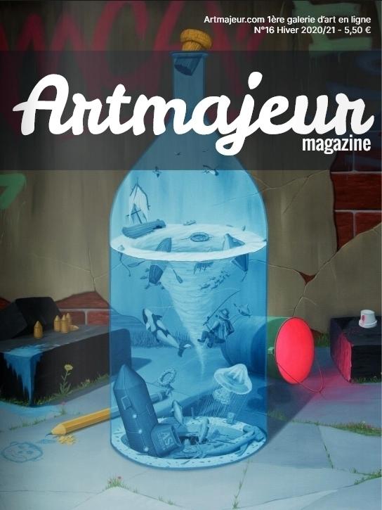 "Artmajeur Magazine : ""Tour du monde du graffiti"" – press"
