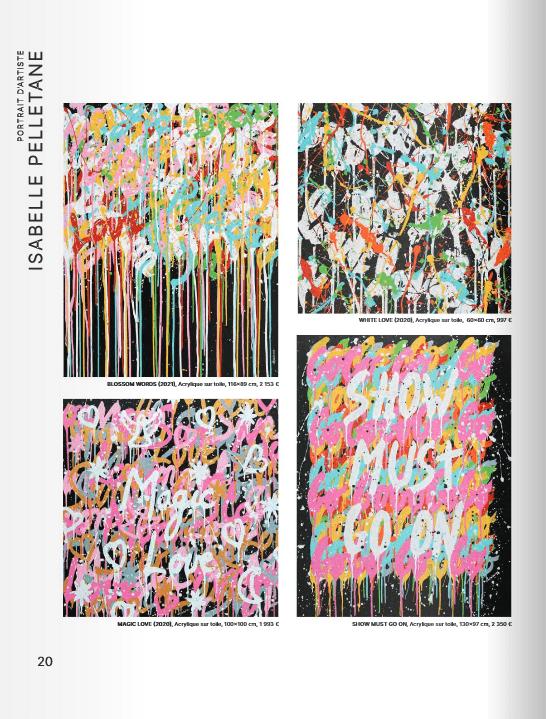 2021- Pelletane - Artmajeur Magazine N°19