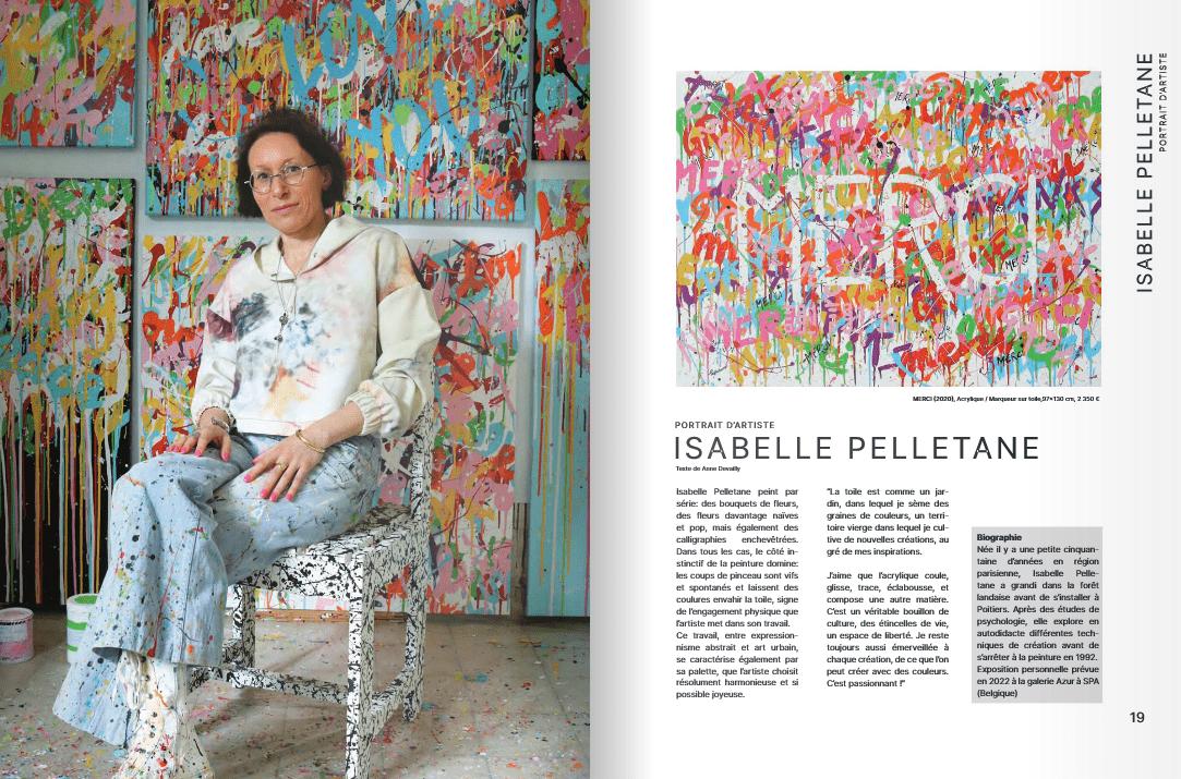 Pelletane - Artmajeur Magazine N°19